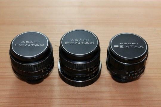 Canonのデジイチでオールドレンズを使用!M42アダプターとレンズを購入