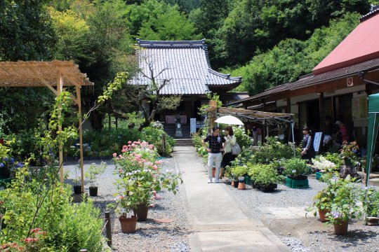 三光寺 本堂