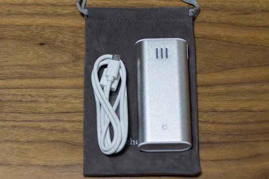 cheero Power Plus 2 mini袋