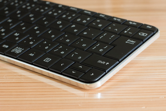 Microsoft Wedge Mobile KeyboardをAndroidでブログを書くために購入!