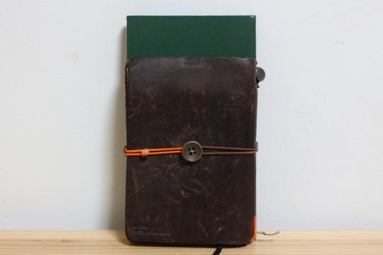 測量野帳とトラベラーズノートパスポート2