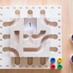 キュボロ トリッキーウェイ(cuboro Tricky Ways)をプレイ