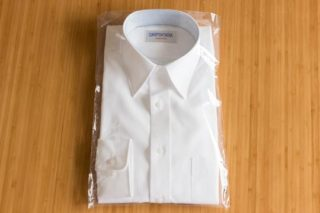 [軽井沢シャツ]実質無料のサンプルシャツで自分のジャストサイズを確認