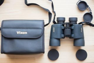 【天体観賞】Vixen(ビクセン)アスコットZR8×42WPを購入